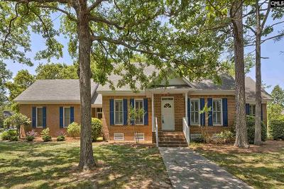 Blythewood Single Family Home For Sale: 6 E Canterbury