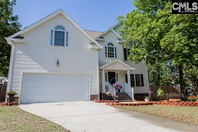 Blythewood Single Family Home For Sale: 10 Cupola