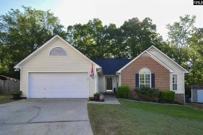 Irmo Single Family Home For Sale: 209 Scanley