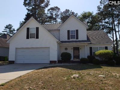Blythewood Single Family Home For Sale: 46 Sand Oak