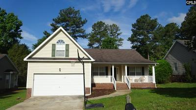 Irmo Single Family Home For Sale: 218 Delaine Woods