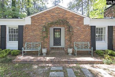 Forest Acres Single Family Home For Sale: 1147 Eastminster