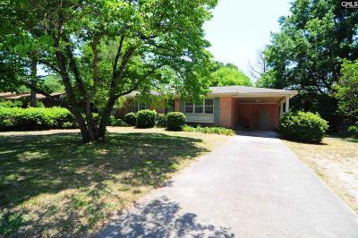 Camden Single Family Home For Sale: 2130 Arrowwood