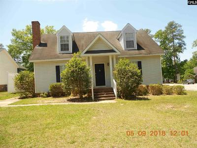 Columbia SC Rental For Rent: $1,230