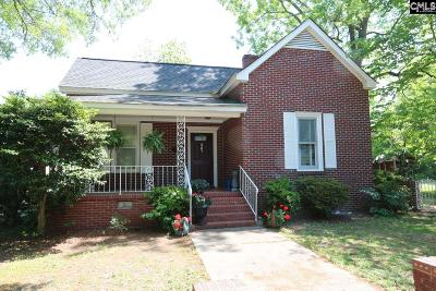 Camden Single Family Home For Sale: 207 Christmas
