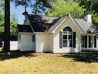 West Columbia Single Family Home For Sale: 251 Sausage