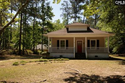 Camden Single Family Home For Sale: 1109 Laurens