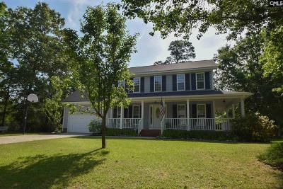 Irmo Single Family Home For Sale: 22 Glenhawk
