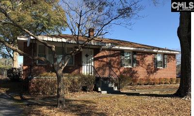 West Columbia Single Family Home For Sale: 1722 B