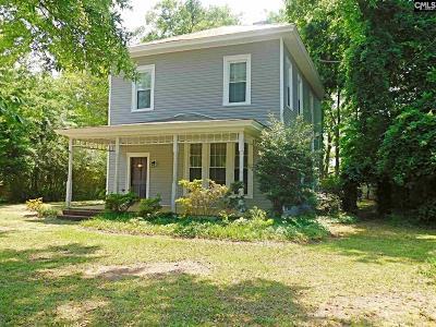 Batesburg Single Family Home For Sale: 125 N Peachtree