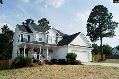 Blythewood Single Family Home For Sale: 100 Pine Loop