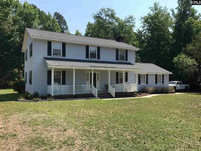 Orangeburg Single Family Home For Sale: 2352 Fairway