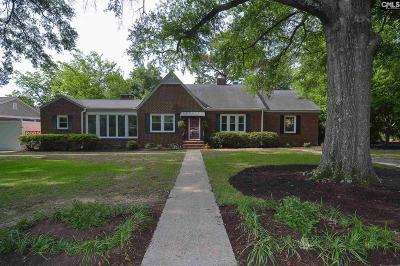 Columbia Single Family Home For Sale: 3806 Yale