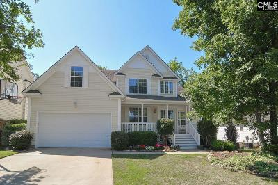 Irmo Single Family Home For Sale: 104 Amberwood