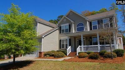 Lexington County Single Family Home For Sale: 201 Wood Eden