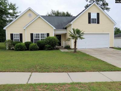 Columbia SC Single Family Home For Sale: $144,500