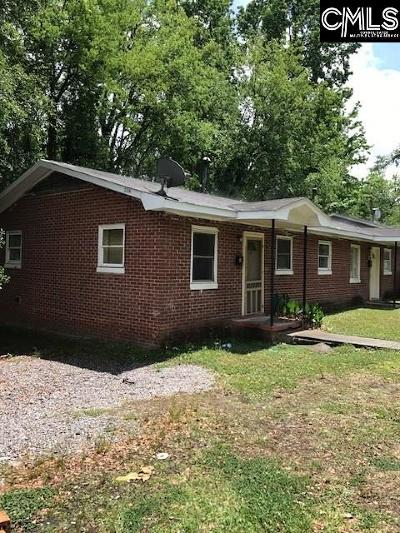 Columbia Multi Family Home For Sale: 2814 School House