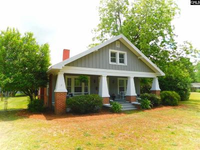 Batesburg SC Single Family Home For Sale: $147,500