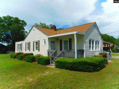 Batesburg, Leesville Single Family Home For Sale: 232 N Carolina