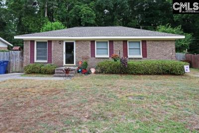 West Columbia Single Family Home For Sale: 121 Allendale