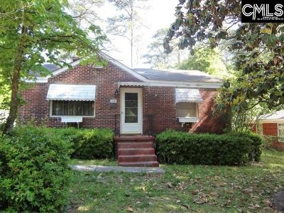 Rosewood Single Family Home For Sale: 3849 Montgomery