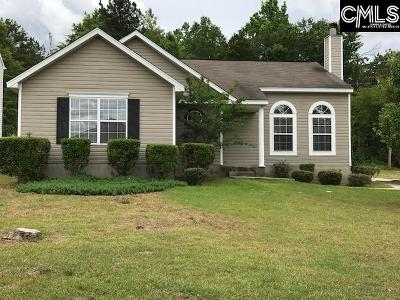 Irmo Single Family Home For Sale: 2 Johnny Lorick
