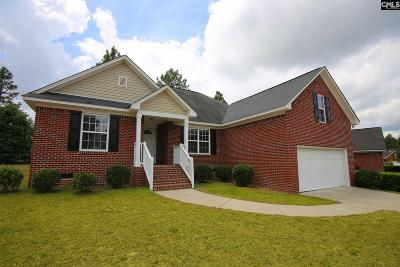 Lexington County, Richland County Single Family Home For Sale: 830 Heartleaf
