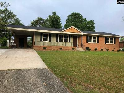 Cayce, Springdale, West Columbia Single Family Home For Sale: 2010 Stratford