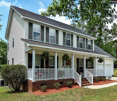 Irmo Single Family Home For Sale: 6 Sickle