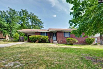 Columbia SC Single Family Home For Sale: $76,900