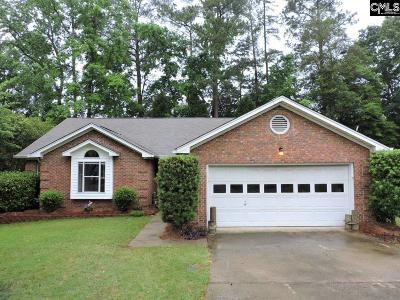Columbia SC Single Family Home For Sale: $169,900