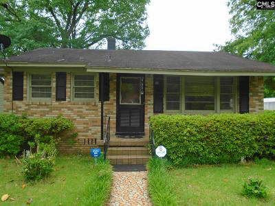 Columbia Single Family Home For Sale: 2700 Magnolia