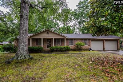 Irmo Single Family Home For Sale: 306 Charing Cross Rd