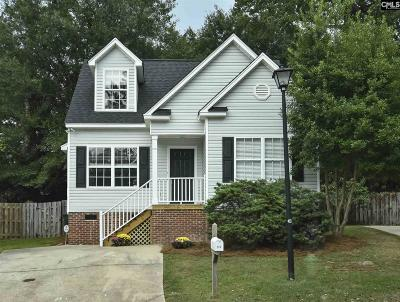 Columbia SC Single Family Home For Sale: $137,400