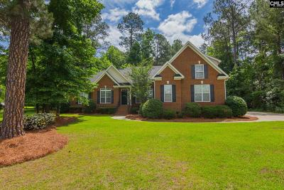 Kershaw County Single Family Home For Sale: 114 Stratford Plantation