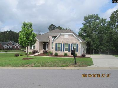 Blythewood Single Family Home For Sale: 77 Roundtree