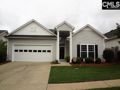 Irmo Single Family Home For Sale: 10 Trellis