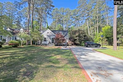 Columbia SC Single Family Home For Sale: $639,900