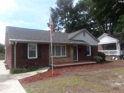 Cayce Single Family Home Contingent Sale-Closing: 1117 Naples