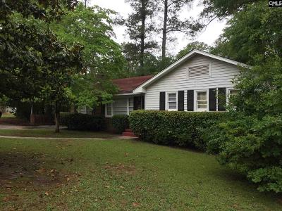 Columbia SC Single Family Home For Sale: $185,000