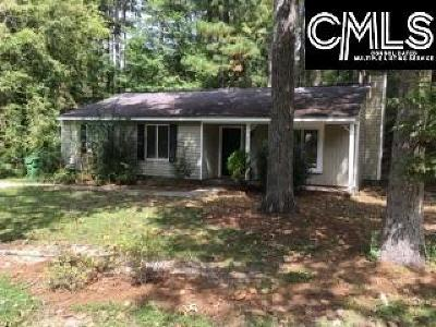 Irmo Single Family Home For Sale: 201 Raintree