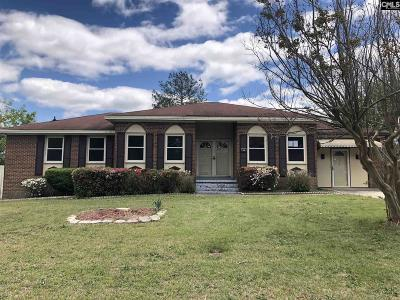 Columbia SC Single Family Home For Sale: $77,750