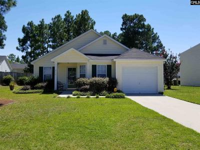 Columbia SC Single Family Home For Sale: $107,500