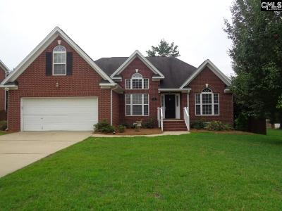 Irmo Single Family Home For Sale: 406 Leamington