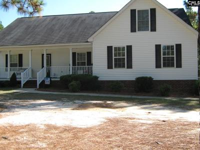 Pelion Single Family Home For Sale: 152 Fort Ponds