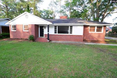 Camden Single Family Home For Sale: 2900 Broad