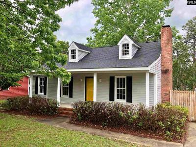 West Columbia Single Family Home For Sale: 105 Santa Barbara