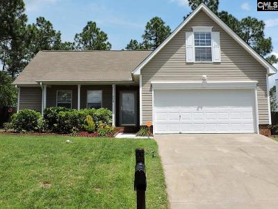 Columbia SC Single Family Home For Sale: $134,900