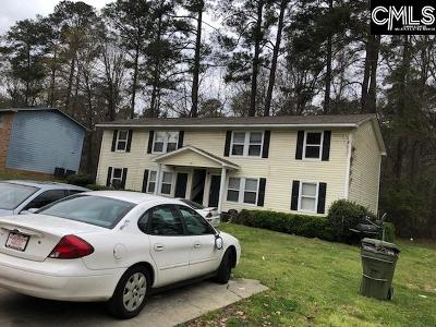 Lexington County, Richland County Multi Family Home For Sale: 121 Beatty Downs