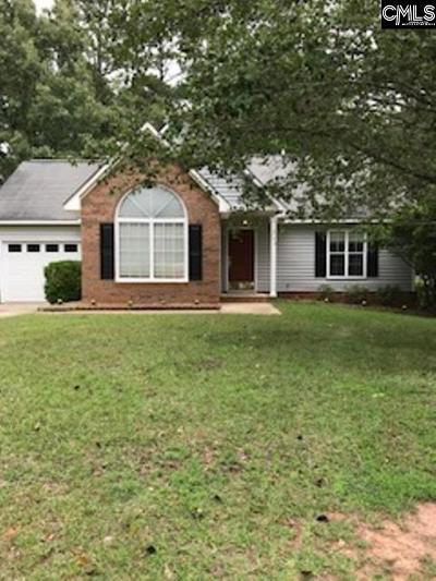 Lexington SC Single Family Home For Sale: $142,900